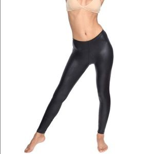 American Apparel Shiny Leggings